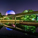 Spaceship Earth Still Reflecting by TheTimeTheSpace
