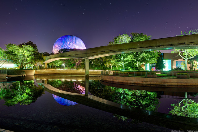 Spaceship Earth Still Reflecting