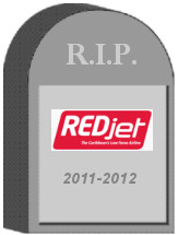 REDjet Tombstone