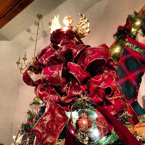 Photo-A-Day Challenge: Tree Topper