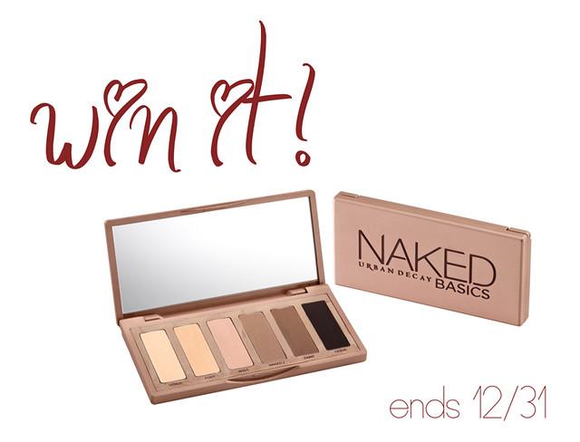 giveaway naked basics