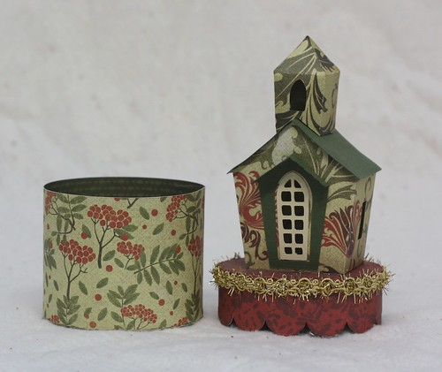 Church Trinket Box