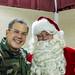 Kalamazoo Holiday Food Drive - I meet Santa! by bill.d