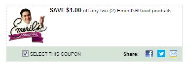 $1.00/2 Emeril