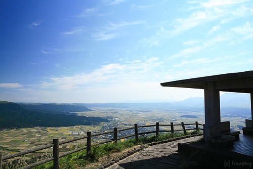 Kabutoiwa view spot