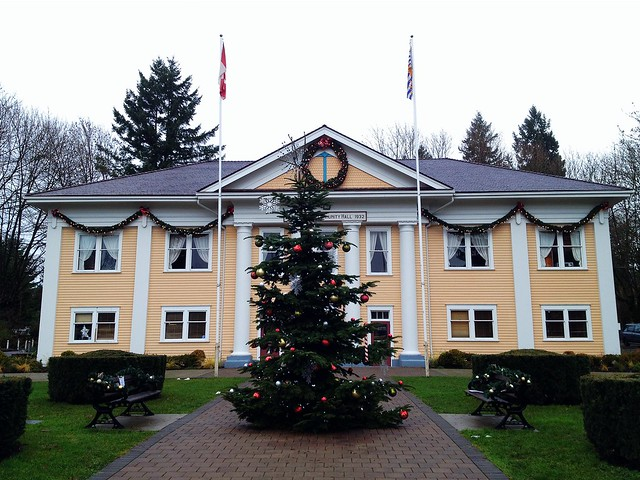 Fort Langley Hall