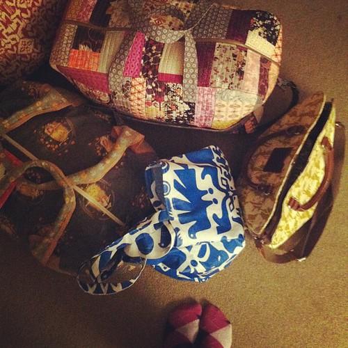 Traveling Handmade by Jeni Baker