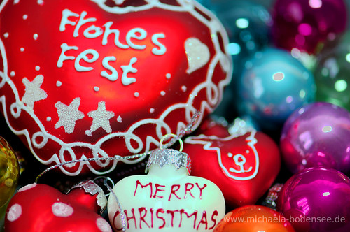 Frohes Fest / Merry Christmas