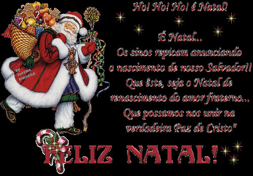 FELIZ NATAL by fatimalt