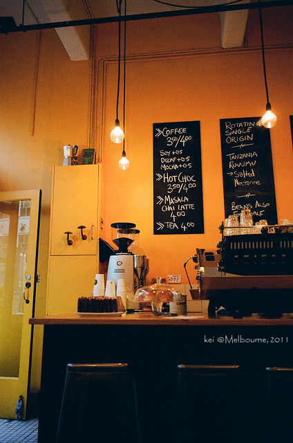 Melbourne-  Australia's coffee capital 02