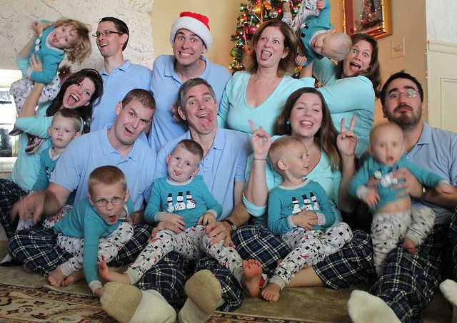 Annual Christmas Picture 2012