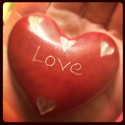 ... is all you need #heart #red #gift