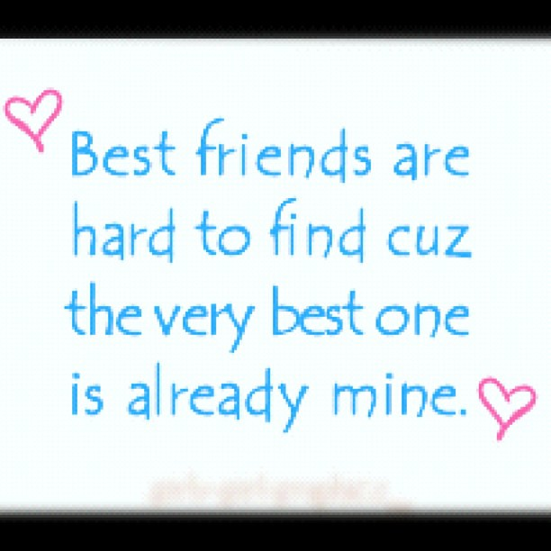 Teen Best Friend Quotes 13
