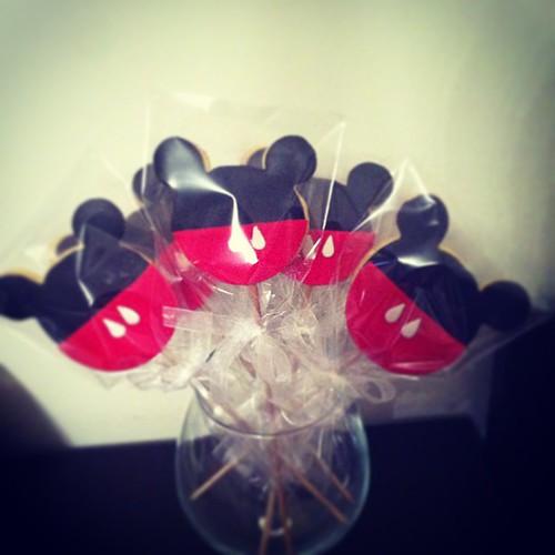 #mickeymousecookies by l'atelier de ronitte