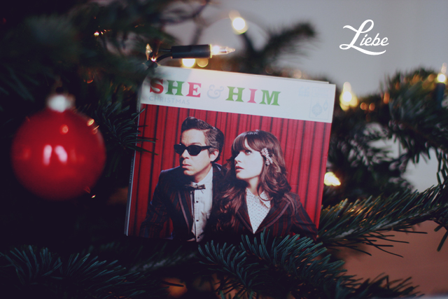 8 SHE AND HIM CHRISTMAS