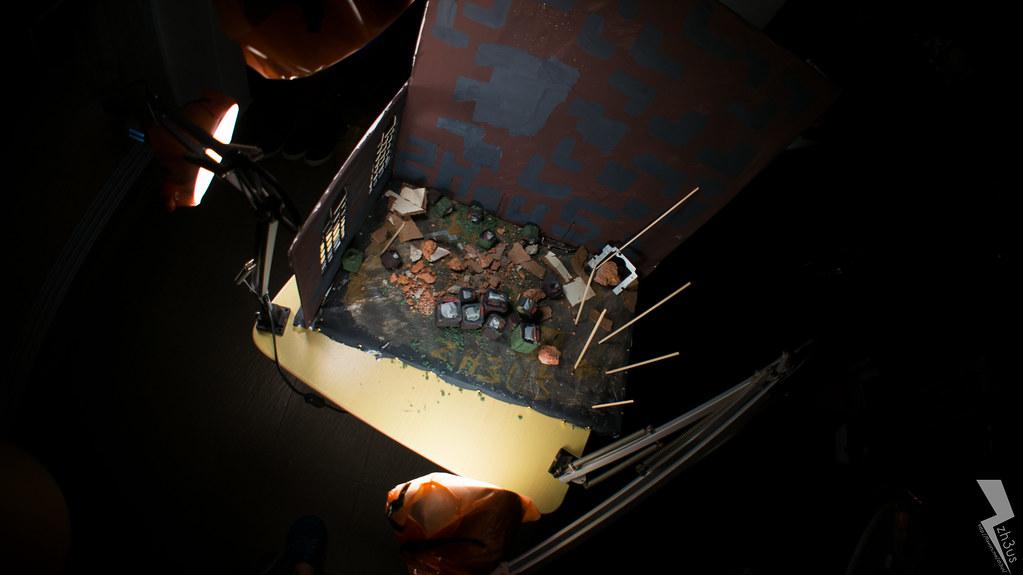 Making of Stacked TVs (17 of 39)