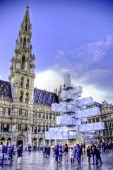 Belgique - Bruxelles - Grand-Place