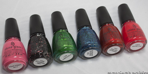China Glaze Cirque du Soleil Collection (1)