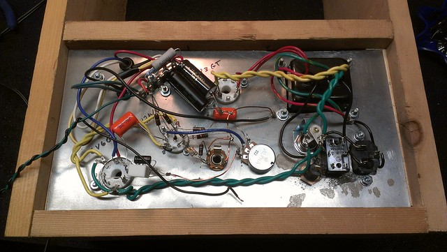 DIY Audio Projects Forum • Fender Champ 5F1 (6V6 12AX7 5Y3GT