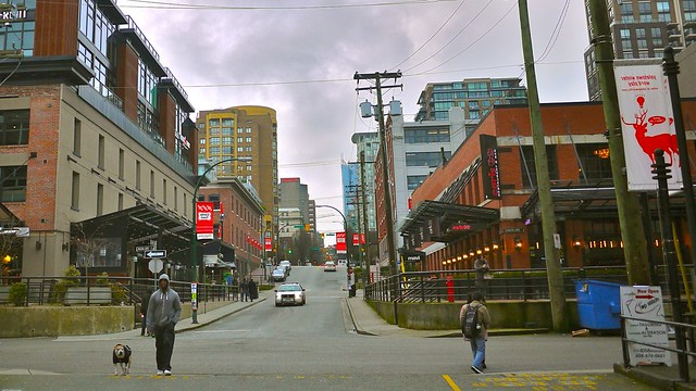 Helmcken & Mainland Street | Yaletown Vancouver |
