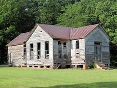 Clover Black School, Halifax County, Va