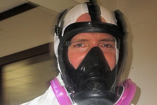 PPE for mold remediation