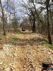 Wolf pen gap atv trail