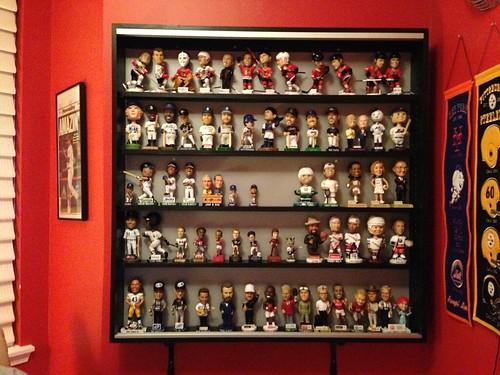 Bobblehead Cabinet