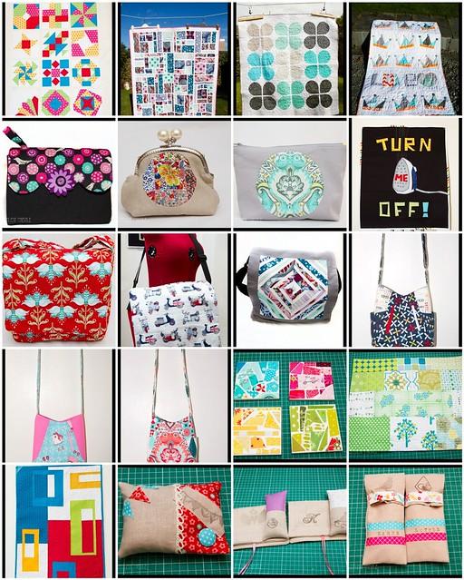 Sew Alongs, Blog Hops & Tutorials 2012