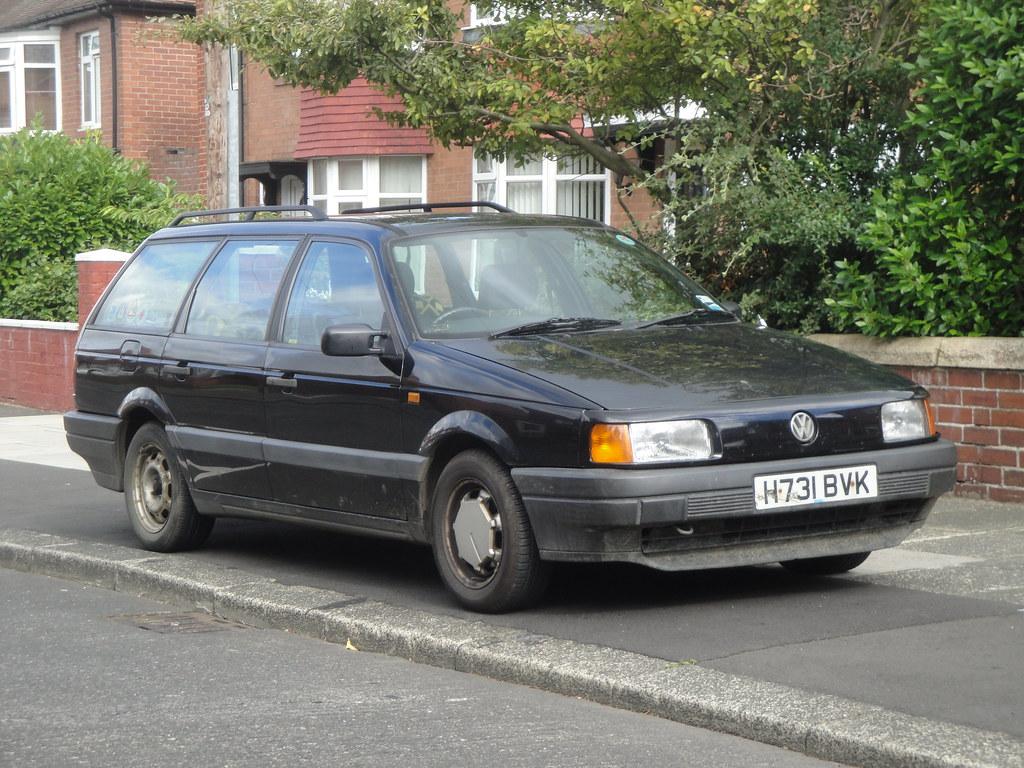 1990 volkswagen passat cl turbo diesel