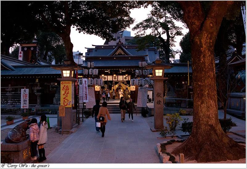 櫛田神社&川端商店街&博多運河城拉麵競技場   (3)