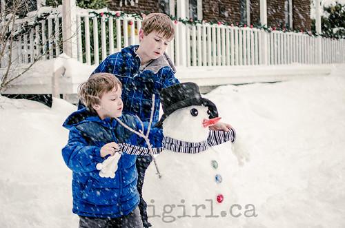 Snowman fun-2