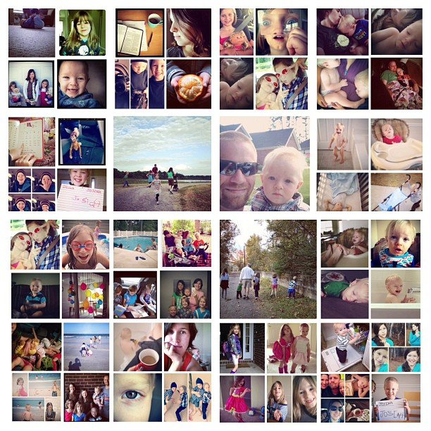 2012 in Instagrams