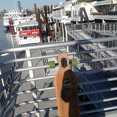 Showboating per usual :-)
