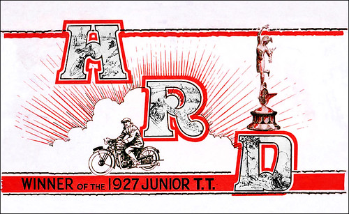 1928 HRD IOM Victory by bullittmcqueen