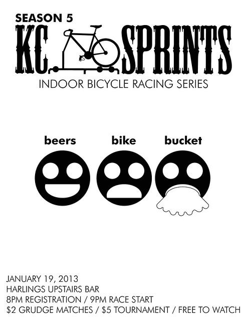 KC Sprints 01/19/12