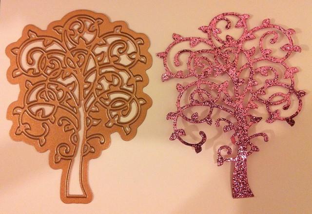 Spellbinders shapeabilities whimsical tree die
