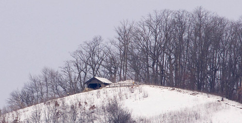Brady's Bluff Shelter