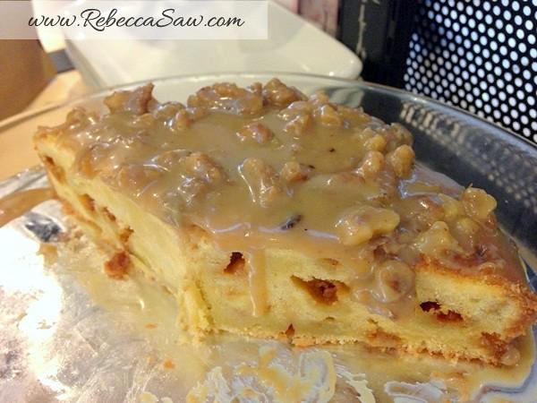 Swich Cafe - Publika - banana cake, apple cake and avocado cake-004