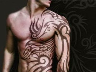 Tribal Upper Arm Tatoo Designs 3 More Great Tattoo Ideas A Flickr