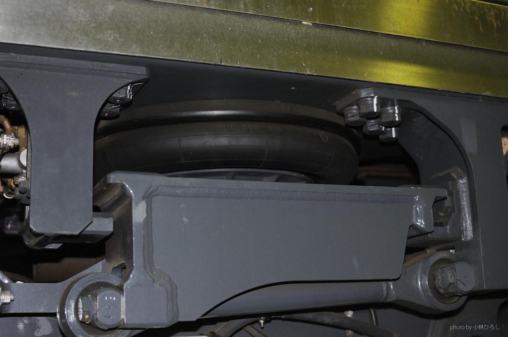 空氣彈簧懸吊系統