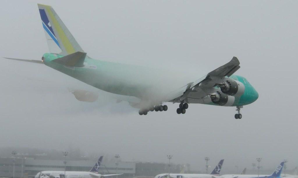 JA14KZ - B748 - Nippon Cargo Airlines