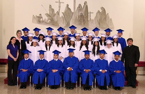 Nativity School Class of 2012
