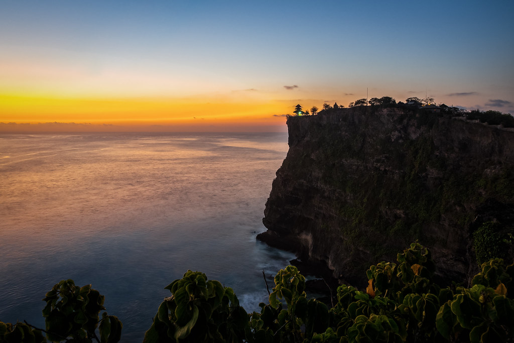 Uluwatu: Sunset