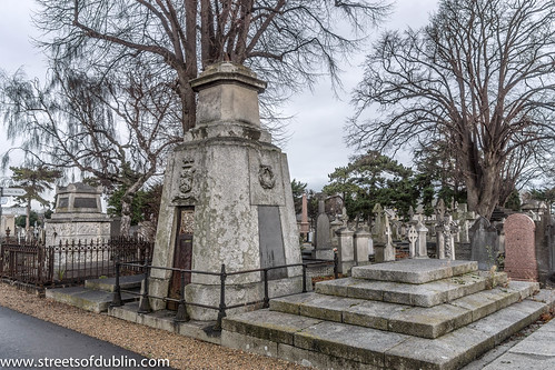 Interesting Story: Mount Jerome Cemetery (Ireland) by infomatique
