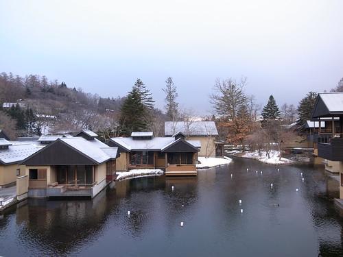 2013/01/11 星のや 軽井沢 〜谷の集落〜