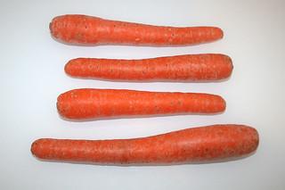 06 - Zutat Möhren/ Ingredient carrots