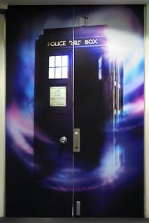14/365 TARDIS door