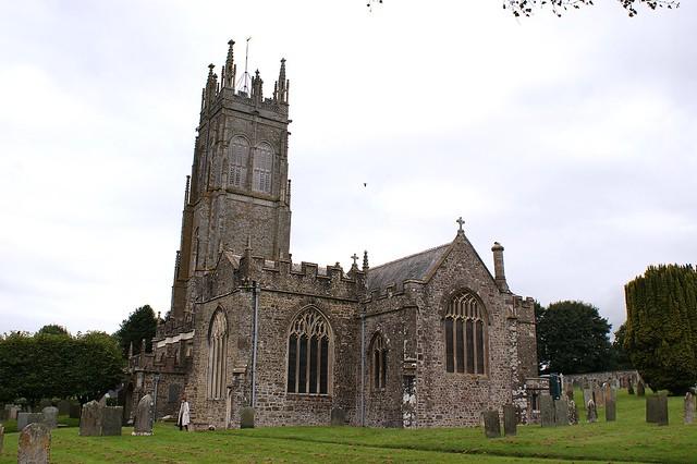 St. Heiratha's, Chittlehampton