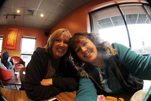 starbucks fisheye
